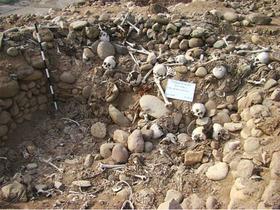Sitio Arqueológico Piedra Angosta