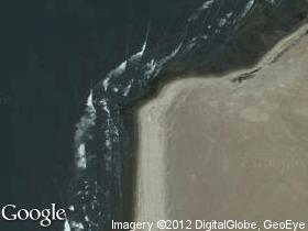 Playa Barco Perdido   Punta del Faro