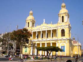 Ciudad de Lambayeque