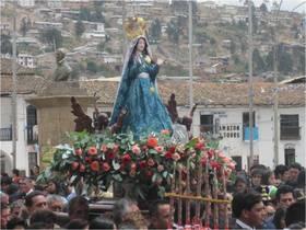 Fiesta Patronal Virgen Asunta