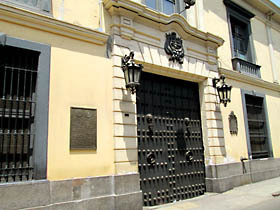 Museo Numismático del Perú