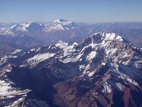 Cordillera Volcánica