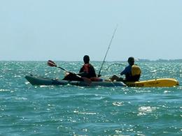Kayak en La Gramita