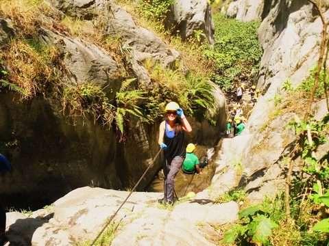 Trekking y Toboganes en Songos