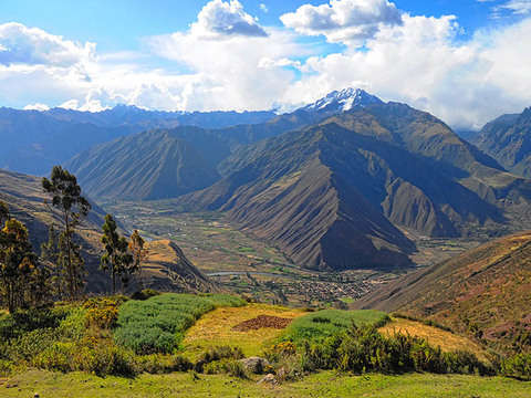 Disfruta del Valle Sagrado y Almuerza Como Un Inca