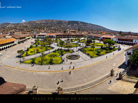 City Tour Ayacucho