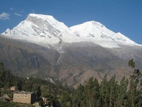 Todo Incluido Huaraz 2015