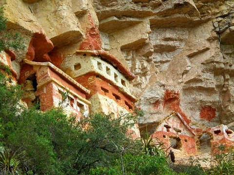 Full Day: Trekking Al Mausoleo Revash y Museo de Leymebamba