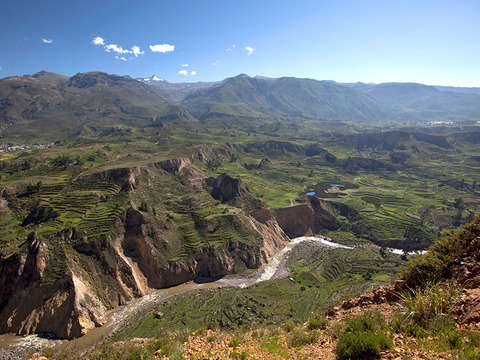 Arequipa y Colca Magico 3d/2n - Blanca Arequipa