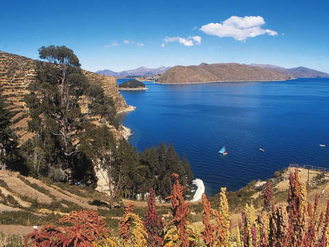 Espectacular Lago Titicaca Amantani Peru Bolivia Super Ofert