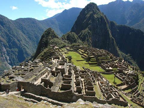 Full Day Machu Picchu en Tren Local (Solo Nacionales)