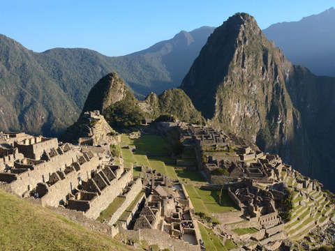 Machu Picchu Full Day - Tren Expedition