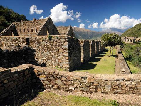 5d/4n Choquequirao Tradicional: el Último Refugio Inca