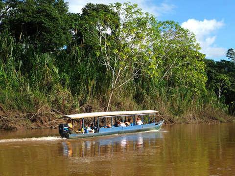 4d/3n Reserva Nacional Tambopata: Selva y Aventura