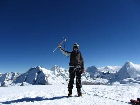 Nevado Pisco 5752m