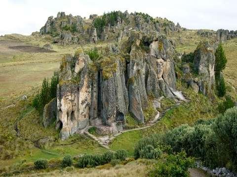 Cajamarca Historico y Cultural