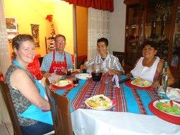 Gastronomia en Lima Con Julius