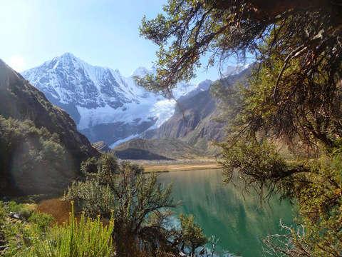 Cordillera Huayhuash Full Trek