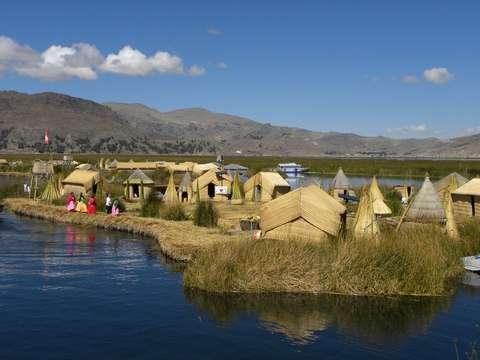 Isla Uros,Amantani y Taquile