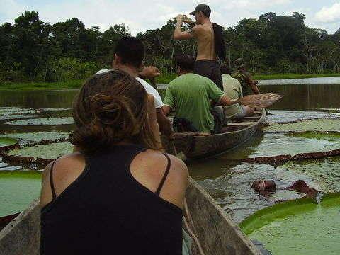 Tours de Aventura en el Amazonas