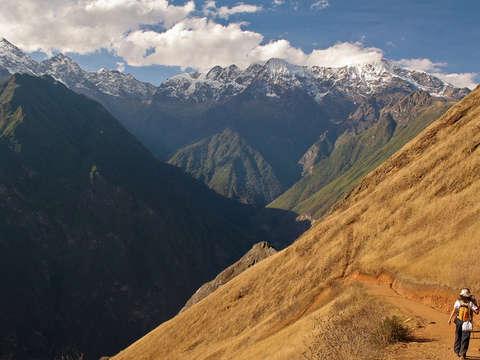 Caminata Inca de 4 Días a Choquequirao