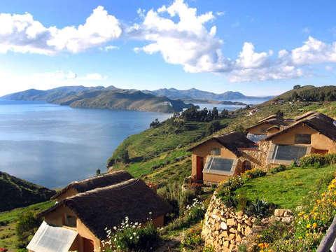 Descubre la Majestuosidad del Titicaca en la Isla Suasi