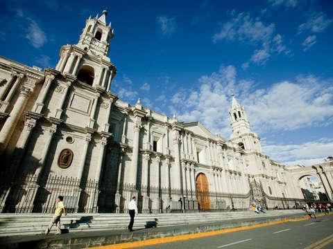 Descubra la Ciudad de Arequipa y el Cañón del Colca (4d/3n)