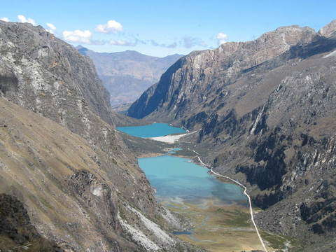 Us$ 6.00 Huaraz - Hospedaje Backpackers / Mochilereros